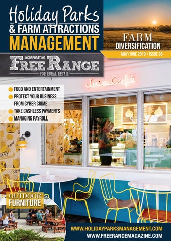 Holiday Parks Management June Issue by Holiday Parks Management