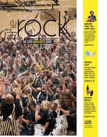 The 2019 Highlights Issue by the rock - issuu