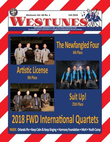 Westunes, Vol  68 No  3, Fall 2018 by Far Western District