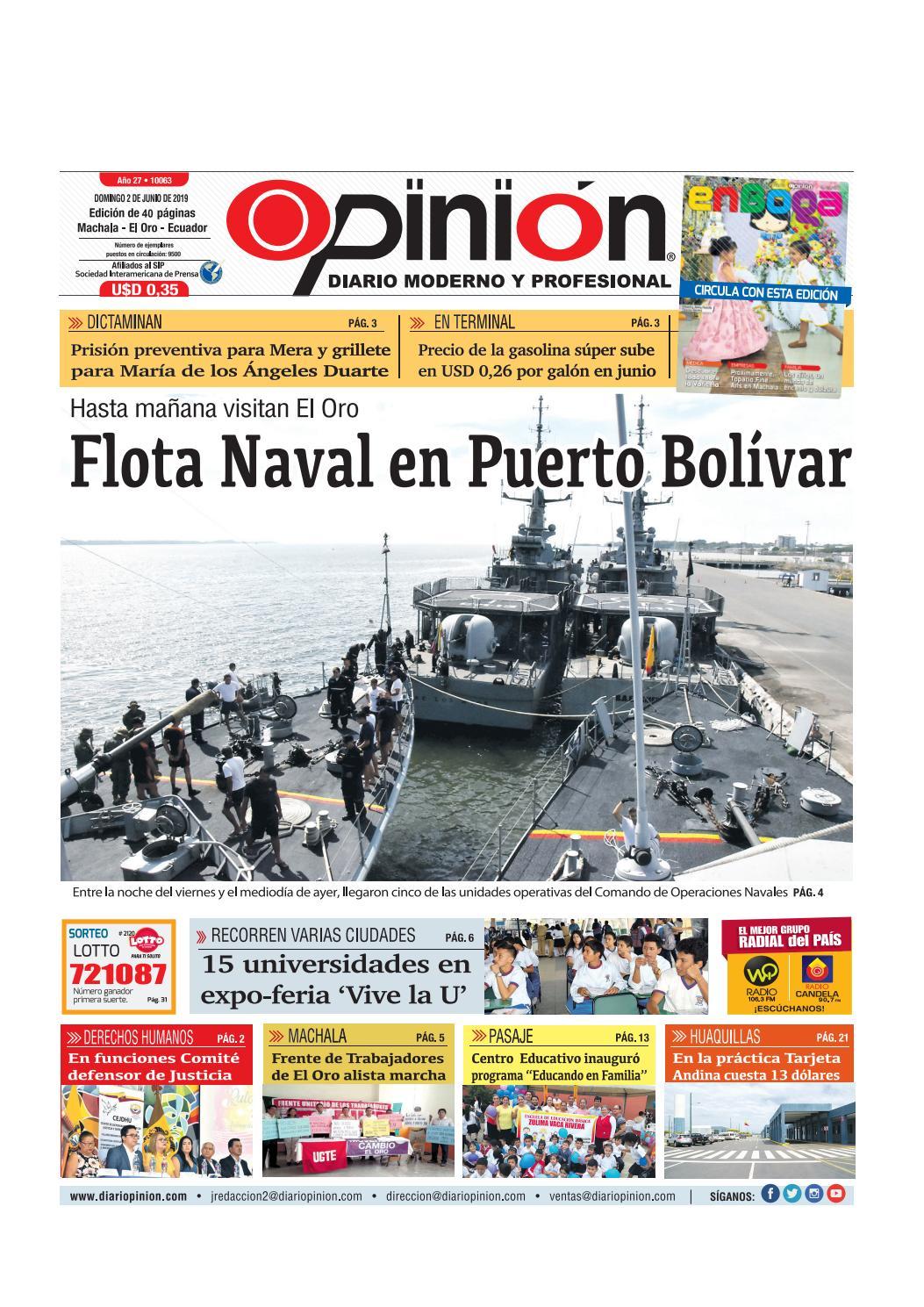 a2fb93b1228b OPINION by Diario Opinion - issuu