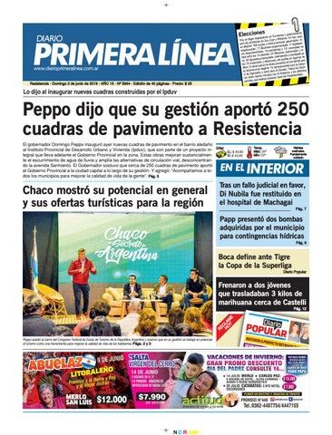 Primera Linea 5964 02 06 2019 By Diario Primera Linea Issuu