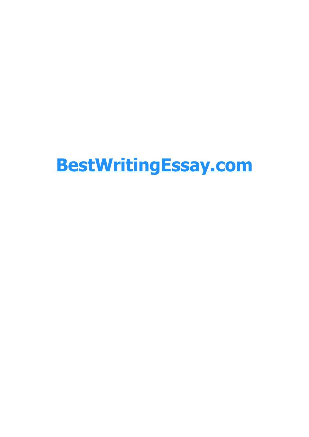 English Essay Sample  Synthesis Essay also Environmental Science Essay My High School Experience Essay Examples By Cindyixrz  Issuu Thesis Statement Essays
