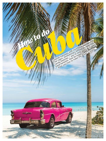 Page 39 of How to do Cuba