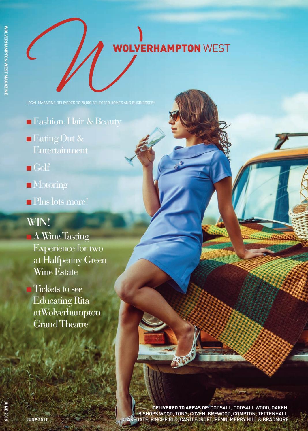 Wolverhampton West Magazine - June 2019 by Jonathon - issuu