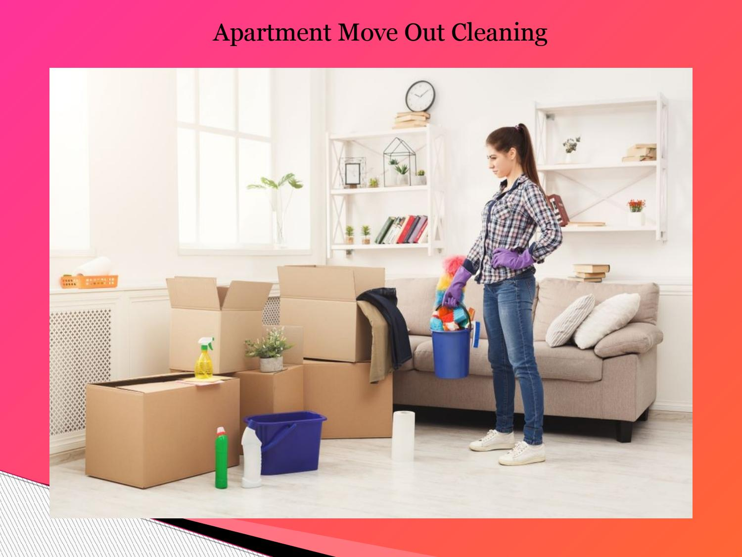 Apartment move out cleaning by At Your Service Cleaning LLC ...