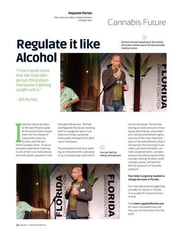 Page 22 of Regulate it like Alcohol