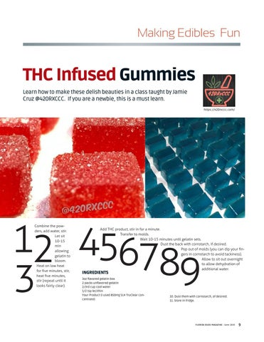 Page 9 of Infused Gummies