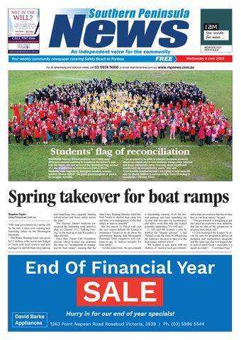 21e5d8ed09a 5 June 2019 by Mornington Peninsula News Group - issuu