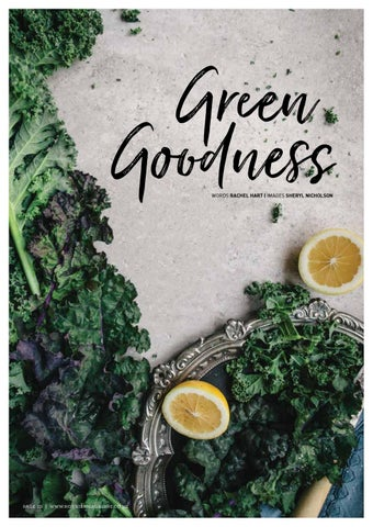 Page 20 of Green Goodness