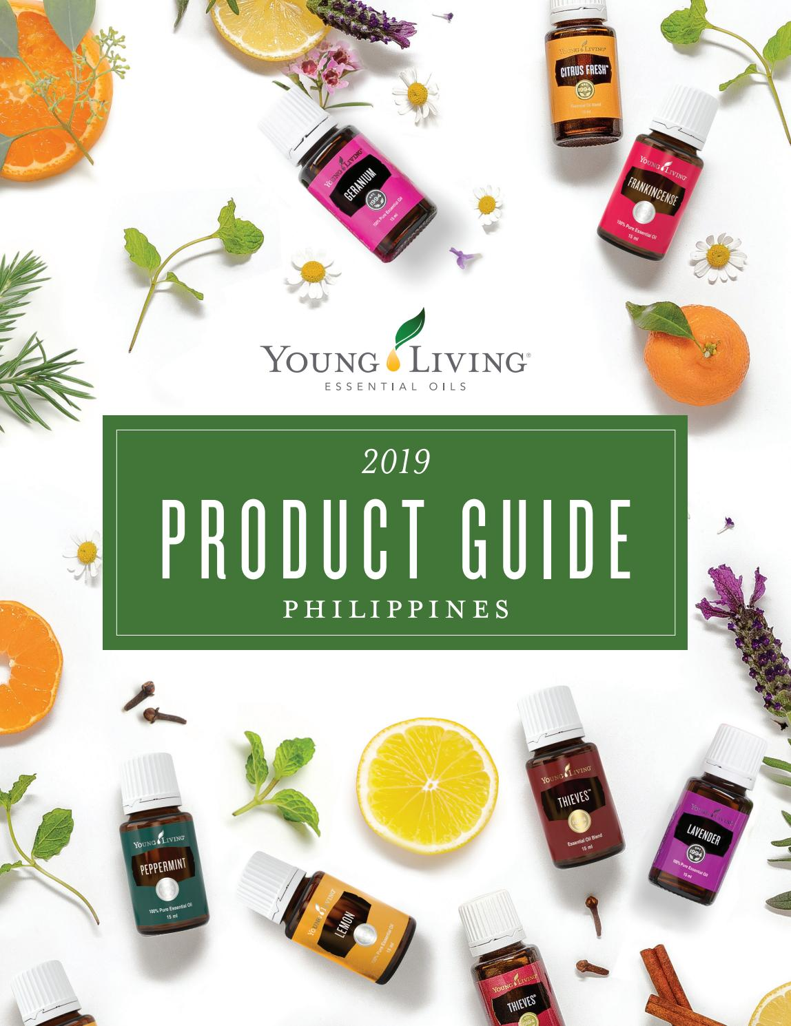 2019 Product Guide Young Living Philippines By Younglivingphilippines Issuu