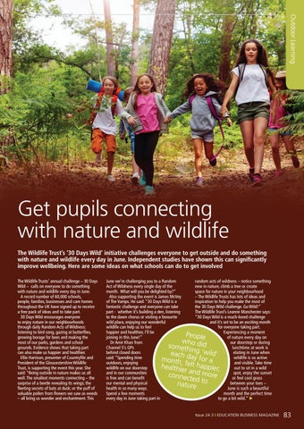 Page 83 of Get pupils connecting with nature and wildlife