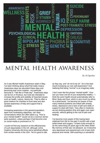 Page 24 of Health - Mental Health Awareness
