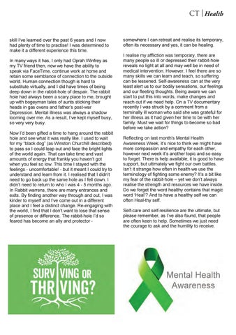 Page 25 of Health - Mental Health Awareness