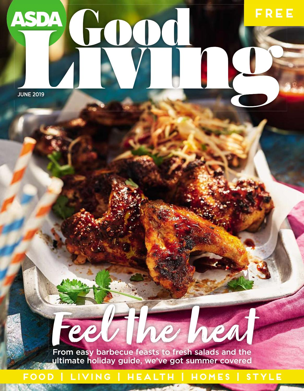 Asda Good Living Magazine June 2019 By Asda Issuu