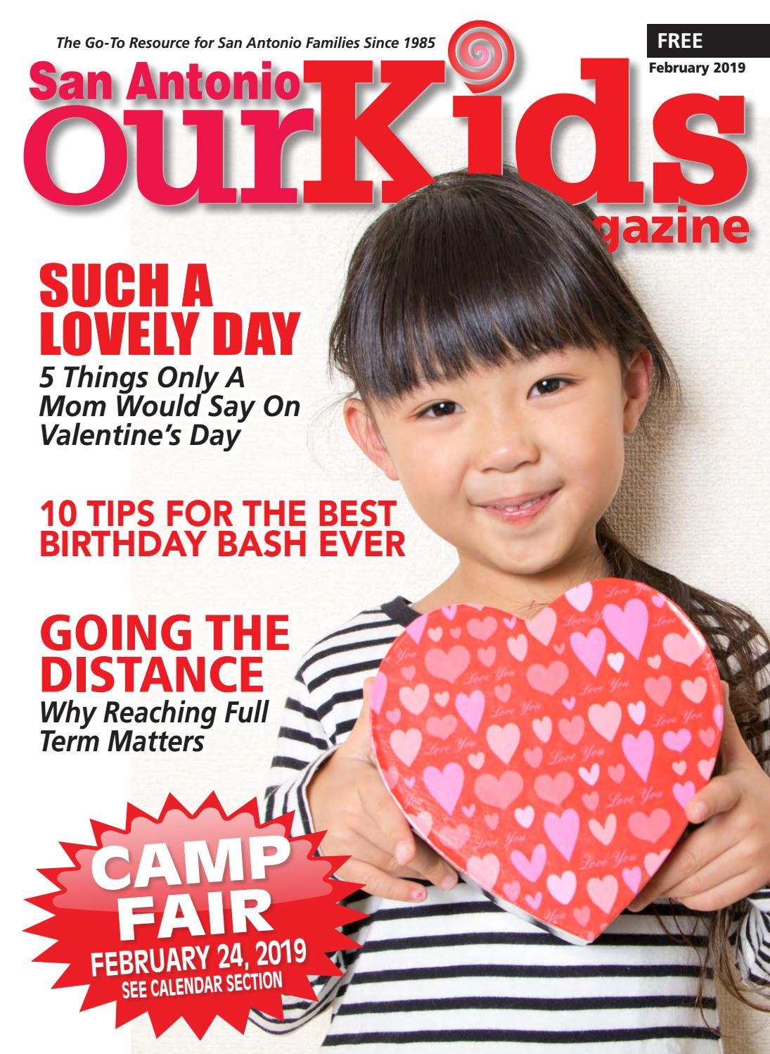 Our_Kids_Magazine_February_2019 by Our Kids Magazine - issuu