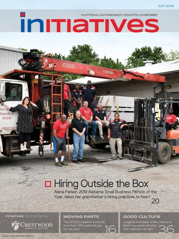 Madison Dodges Weather Bullet As >> Initiatives June 2019 By Huntsville Madison County Chamber Issuu