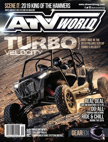 ATV World 15 6 by On Snow Magazine - ATV World Magazine - issuu