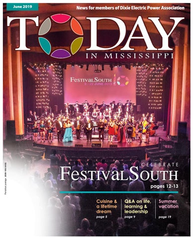 Today in Mississippi June 2019 Dixie by American MainStreet