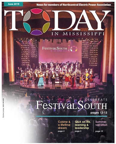 Today in Mississippi June 2019 Northcentral by American