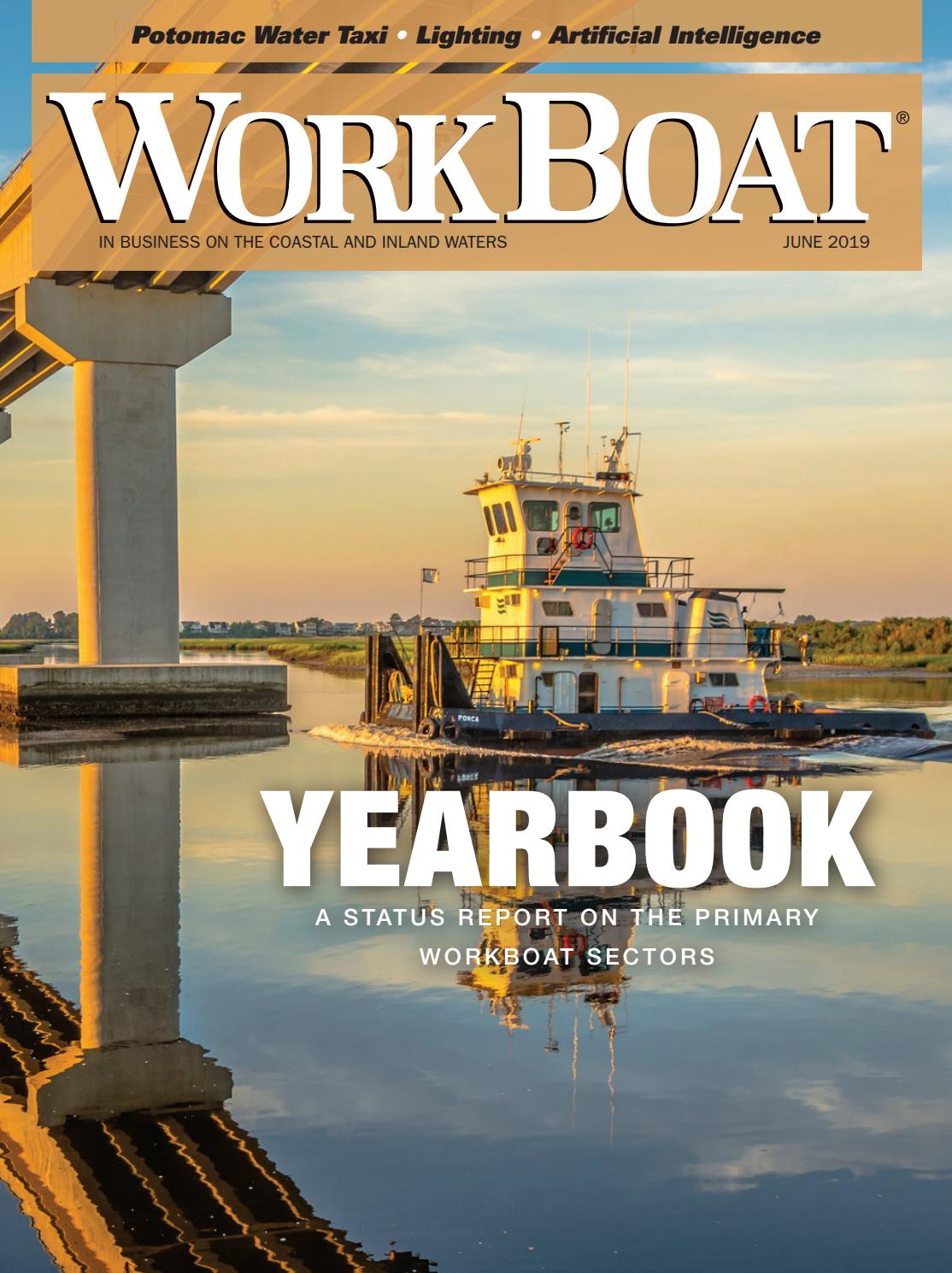 WorkBoat June 2019 by WorkBoat - issuu