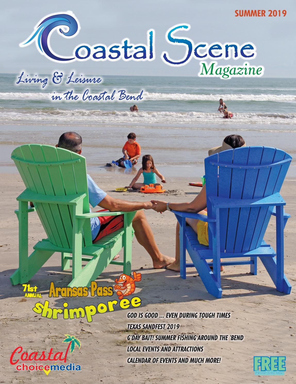 Coastal Scene Magazine By Digital Publisher Issuu