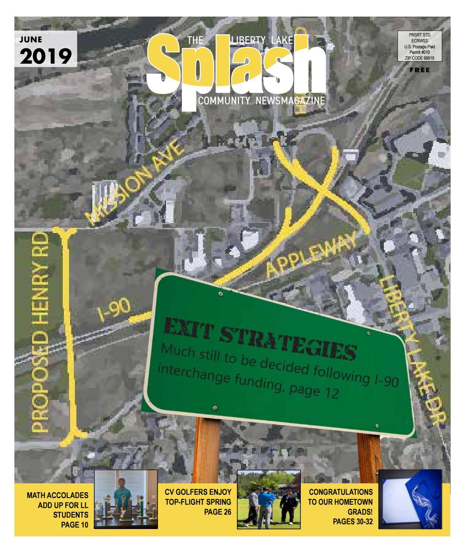 June 2019 Splash by The Liberty Lake Splash - issuu