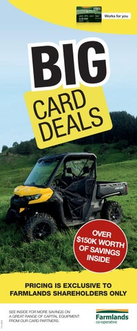 Big Card Deals
