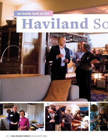 Page 26 of Haviland Society Dinner