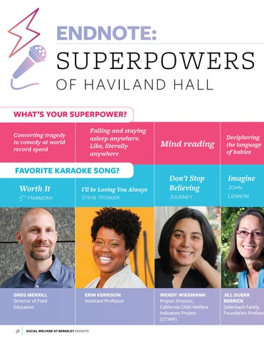Page 38 of Superpowers + Karaoke Songs of Haviland Hall