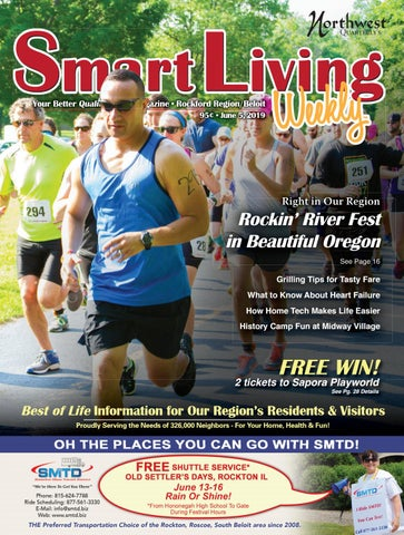 Smart Living Weekly June 5, 2019 by Northwest Quarterly Mag
