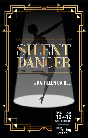 Silent Dancer by Mills Publishing Inc  - issuu