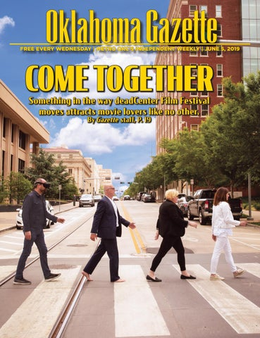 Come together by Oklahoma Gazette - issuu