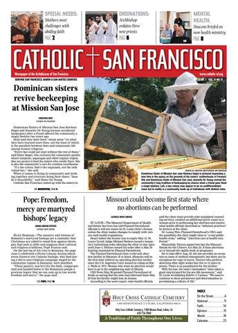June 6, 2019 by Catholic San Francisco - issuu