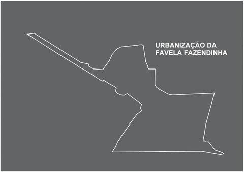 Urbanização Da Favela Fazendinha I Gildene Alcantara De