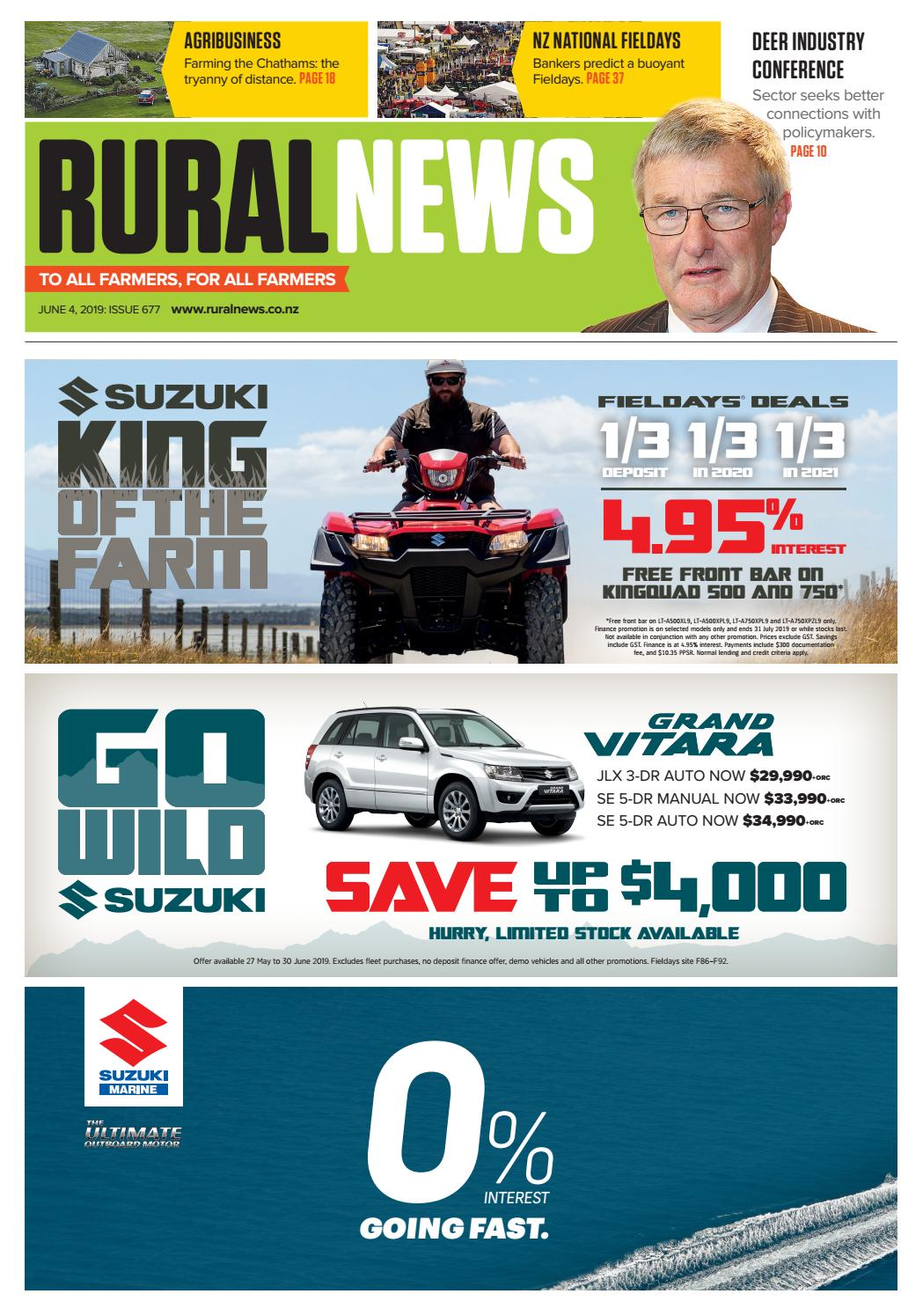 Rural News 04 June 2019 by Rural News Group - issuu