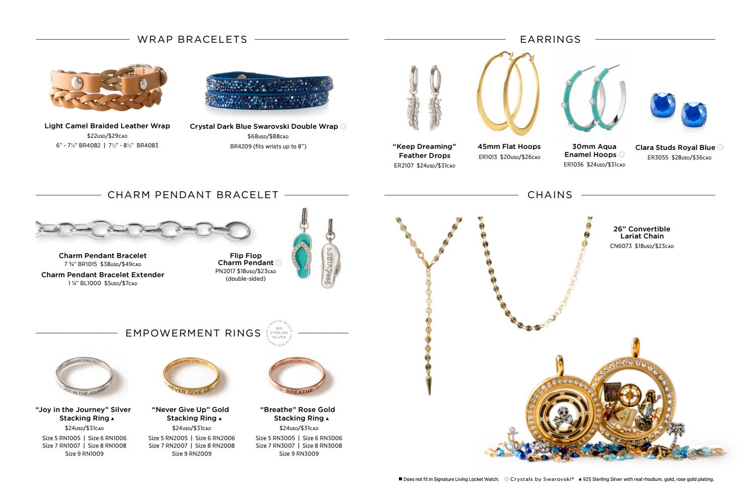 What is Origami Owl Jewelry Made of? | Features & Benefits ... | 994x1491
