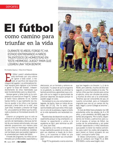 Page 8 of The Soccer Way to Succeed in Life