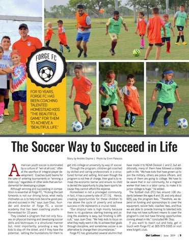 Page 9 of The Soccer Way to Succeed in Life