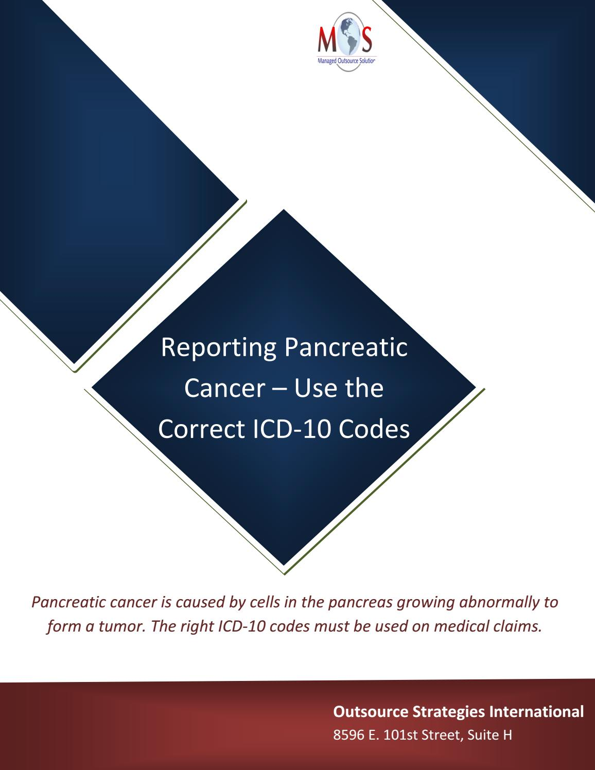 cancer pancreatic icd 10 helmintox sirop notice