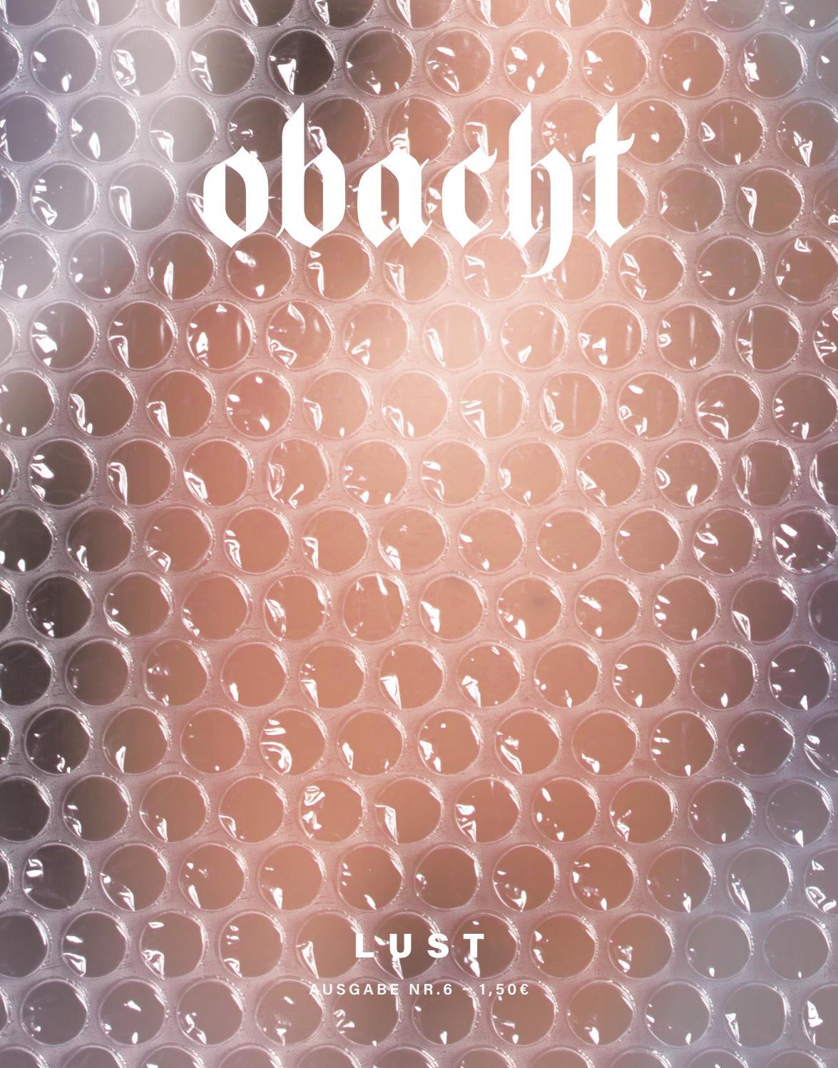 Obacht #6 By Obacht Magazin   Issuu