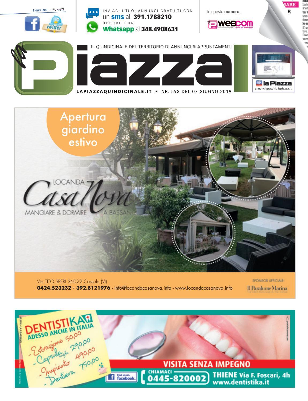 Centro Internazionale Del Materasso Sandrigo.La Piazza Di Bassano 598 By La Piazza Srl Issuu
