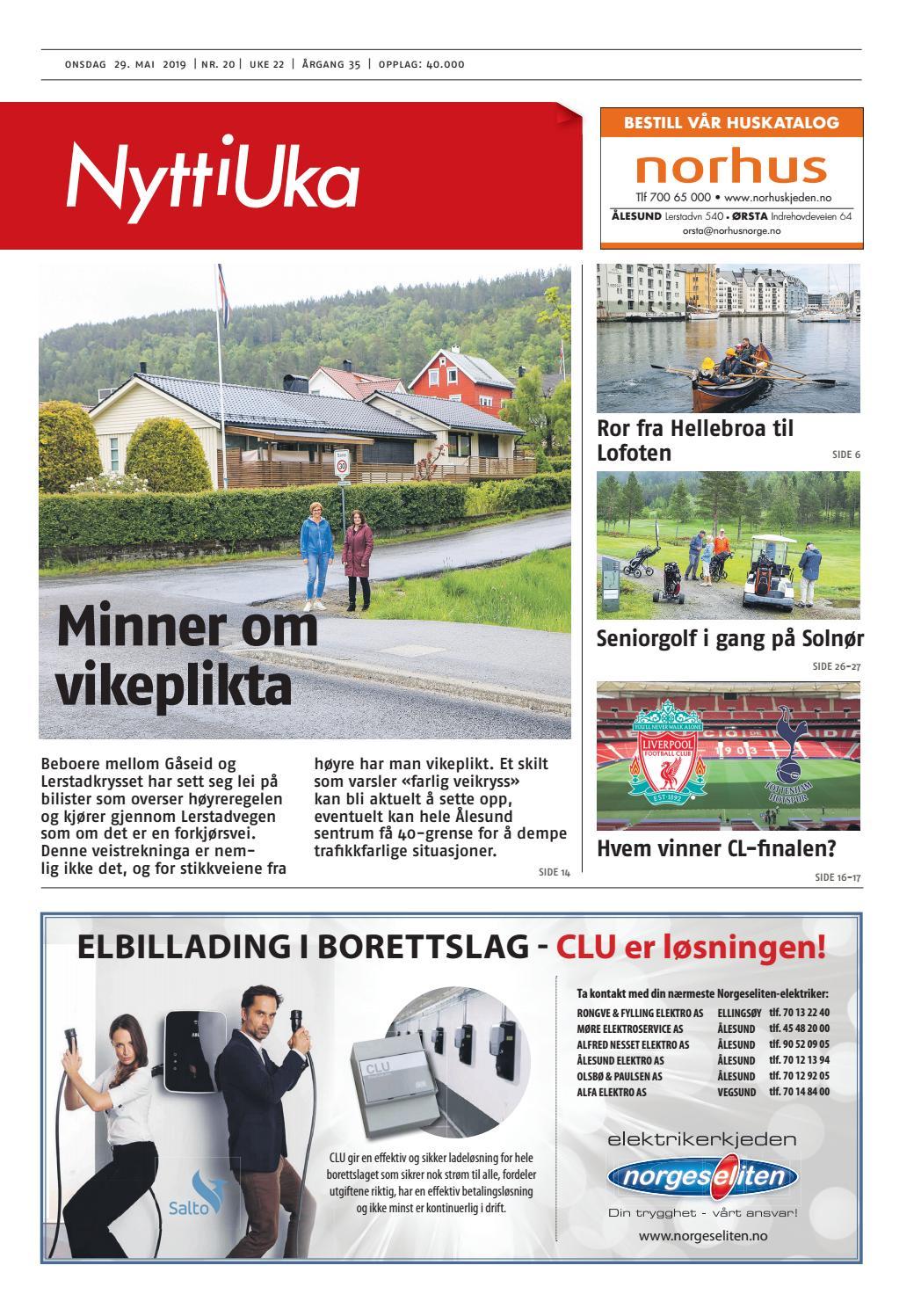 171cabdb Nytt i Uka 29.05.19 by Nytt i Uka - issuu