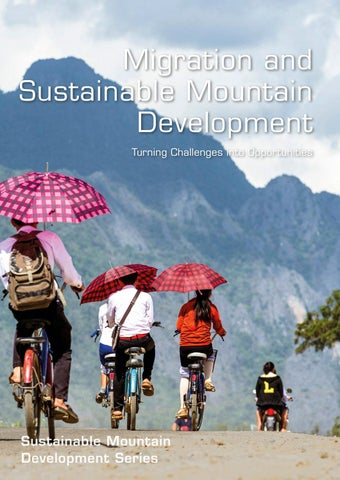 Migration and Sustainable Mountain Development by Centre for