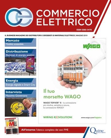 e1e5a97d5e86 Commercio Elettrico n° 4 – Maggio 2019 by Quine Business Publisher ...