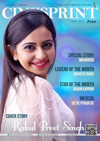 Cinesprint Magazine June 2019 by Wishesh Digital Media Pvt Ltd - issuu