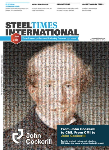 Steel Times International May June 2019 by Quartz Business