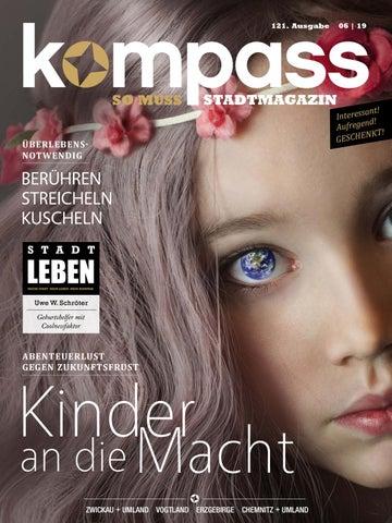 Page 1 of KOMPASS Stadtmagazin Ausgabe 6   19