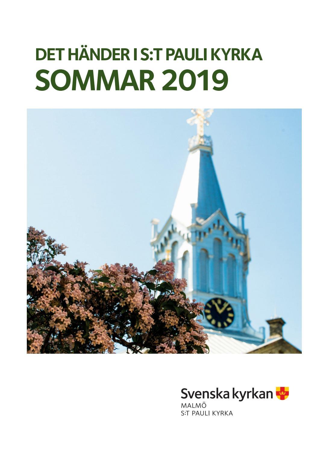 S:t Pauli kyrka - Svenskakyrkan Malm