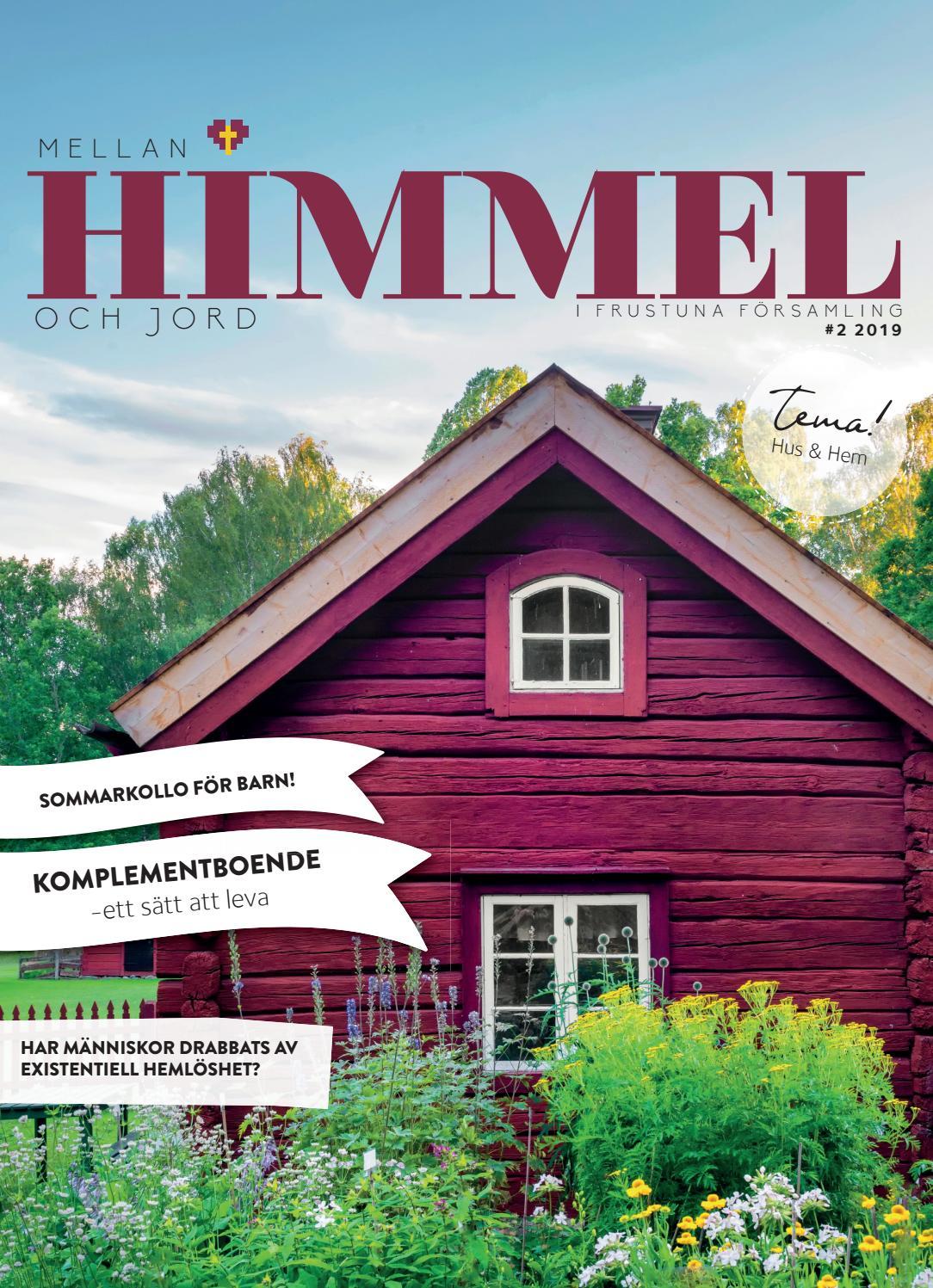 Mellan Himmel & Jord #2 2018 by Frustuna frsamling - issuu