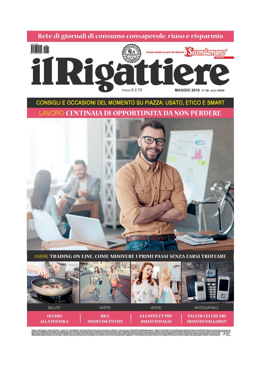 Sedile Imponente E Severo.Il Rigattiere Maggio 2019 By Edit Italia S R L Issuu